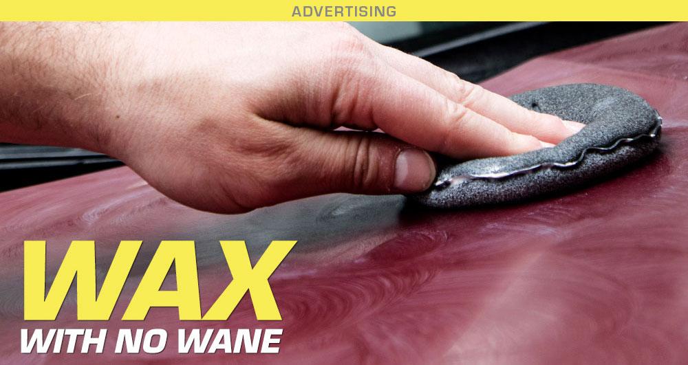 waxing your car, Barrett-Jackson paste wax